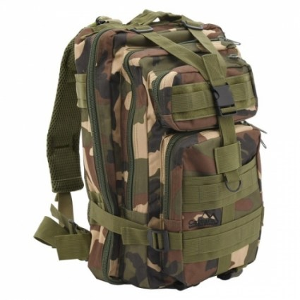 Batoh Cattara ARMY WOOD 30 l