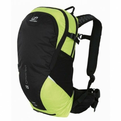 Batoh HANNAH Speed 15 anthracite/green