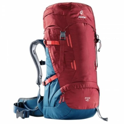 Batoh Deuter Fox 30 Cranberry-steel